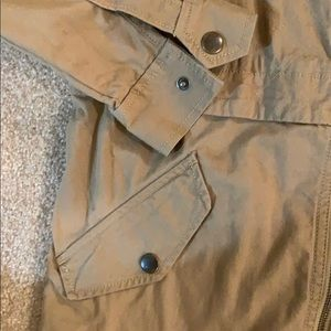 LOFT Jackets & Coats - LOFT utility jacket. Size XS. Like new.